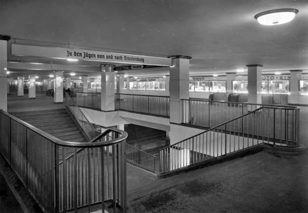 80 Jahre durchgehender S-Bahntunnel in Berlin