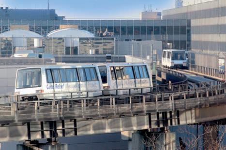 25 Jahre automatisches Personenbeförderungssystem