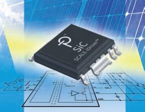 Integrierter SiC-MOSFET Gate-Treiber bis 1 200 V