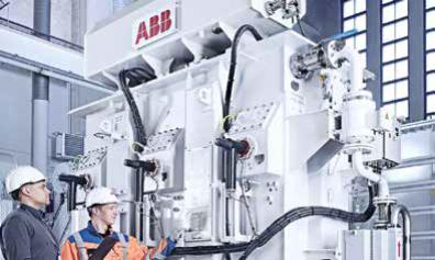 Offshore-Umspanner für 66 kV