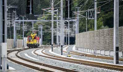 Umbau Einfahrt Bahnhof Innsbruck