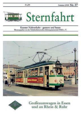 Großraumwagen in Essen und an Rhein & Ruhr