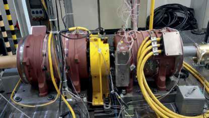 Fahrmotoren mit höherer Drehzahl für elektrische Triebzüge