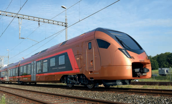Traktionsausrüstung für Schienenfahrzeuge in den USA und Europa