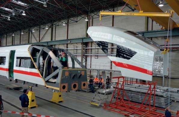 Abnahme ICE 4-Züge wieder aufgenommen