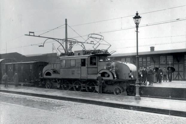 Geschichte des Bahnkraftwerkes Muldenstein – Teil 1