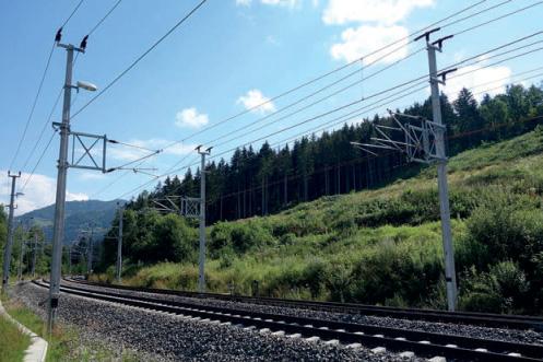 Umsetzung der EN 50119 für Maste und deren Gründungen bei den ÖBB