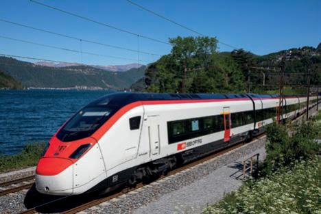 Fahrplan 2020 in der Schweiz