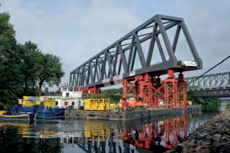 900 Brücken erneuert