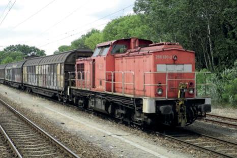 DB Cargo auf Wachstumskurs