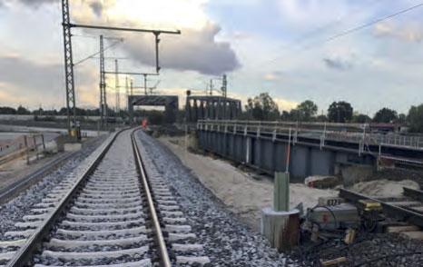 Hafenanbindung Wilhelmsburg erweitert