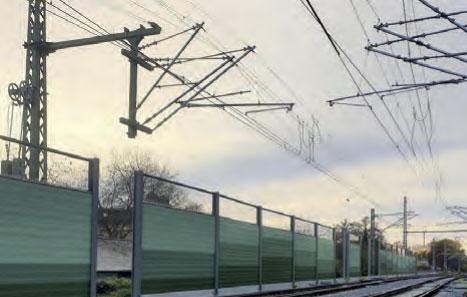 ABS 48: Elektrifizierung (München –) Geltendorf – Lindau