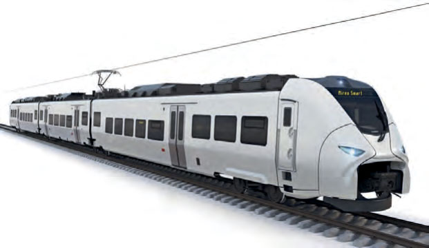 Elektrischer Nahverkehrstriebzug Mireo Smart