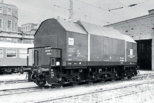 Geschichte des Bahnkraftwerkes Muldenstein – Teil 4