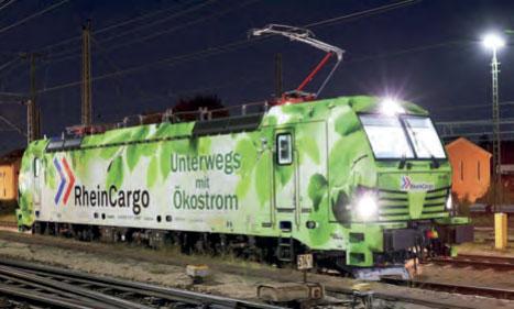 Güterverkehr klimaneutral
