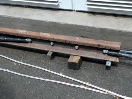 50-Hz-Zugladestation für batterieelektrische Züge