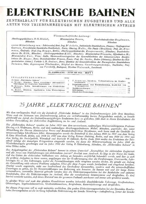 eb Ausgabe um 1954