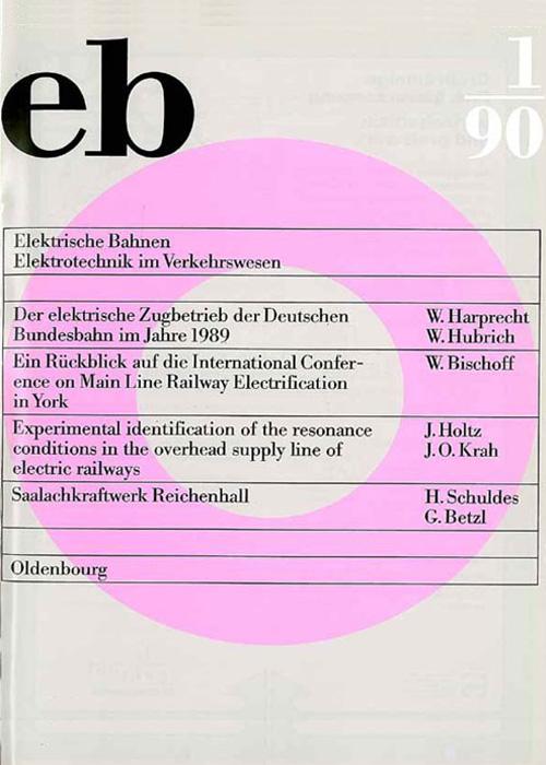 eb Ausgabe um 1990
